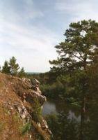 Река Каменка